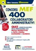 Concorsi MEF - 400 Collaboratori Amministrativi - Quiz