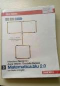 MATEMATICA .BLU 2.0  con e-book e Maths in English.  Volume 5