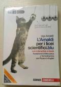 L'AMALDI PER I LICEI SCIENTIFICI. BLU  con interactive e-book.  Fondamenti di meccanica e termodinamica con Physics in English.  Volume 1