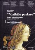 VISIBILE PARLARE 1 - Dallo Stilnovo a Tasso