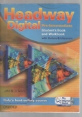 Headway Digital Pre-Intermediate Student's book and workbook