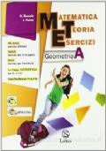 Matematica teoria esercizi. Geometria.  Vol. 1