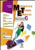 Matematica teoria esercizi. Geometria.  Vol. 3