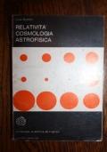 Relatività cosmologia astrofisica