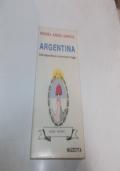 ARGENTINA. Dall'indipendenza al peronismo d'oggi