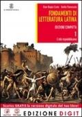 fondamenti di letteratura latina+ i luoghi dei Romani