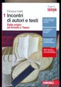 Testi e scenari. Letteratura, cultura, arti. Essenziale. Vol. 3: Dal Barocco al Preromanticismo.Con espansione online. Per le Scuole superiori