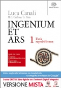 INGENIUM ET ARS, Volume 1, Dall'età arcaica all'età di Cesare
