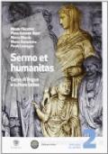 Sermo et humanitas 2 percorsi di lavoro + quaderno di recupero