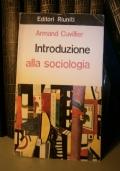 Introduzione alla sociologia