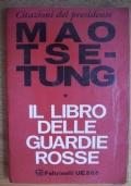 CITAZIONI MAO TSE TUNG libro libretto guardie rosse