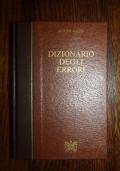 Dizionario degli errori