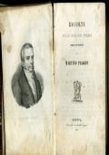 RACCOLTA DELLE MIGLIORI POESIE EDITE E INEDITE DI MARTINO PIAGGIO - 1A ED. 1846