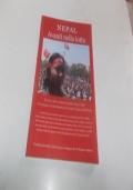 NEPAL, Avanti nella lotta