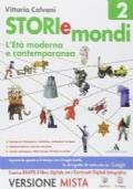 STORIEMONDI VOL 2 ETA MODERNA E CONTEMPORANEA