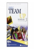 NEW TEAM UP 3 IN ENGLISH STUDENT'S BOOK & WORKBOOK
