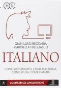 ITALIANO-COME SI È FORMATO, COME FUNZIONA (COMPET. LING.+TESTUALI+DUBBI) 3 VOL.
