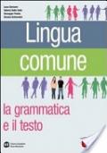 LINGUA COMUNE