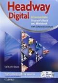 HEADWAY DIGITAL INTERMEDIATE CON DVD-ROM
