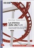 CHIMICA DELLA VITA (LA) - VOL U PLUS MULTIMEDIALE (LDM) / CHIMICA ORGANICA, BIOCHIMICA, BIOTECNOLOGIE, BIOMATERIALI