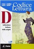 Codice Lettura vol. D, Letteratura italiana delle origini