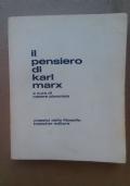 IL PENSIERO DI KARL MARX