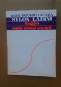 SAGGIO SULLE CLASSI SOCIALI