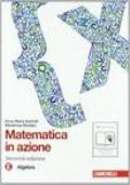 Matematica in azione. Tomi E-F:Algebra-Geometria. Per la Scuola media. Con espansione online vol.3