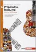 Preparados, listos, ¡ya!. Vol. C-Hacia el examen. Ediz. arancione. Per la Scuola media. Con e-book. Con espansione online