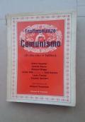 TESTIMONIANZE SUL COMUNISMO (IL DIO CHE E' FALLITO)