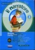 Il narratore. Laboratori e progetti-Leggimi. Per la Scuola media. Con espansione online vol.3