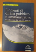Elementi di diritto pubblico e amministrativo