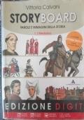 Story Board Parole E Immagini Della Storia Vol.1 Il Medioevo+Sintesi Storia Antica+Quaderno  Competenze 3 Volumi