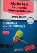 AlphaTest Economia Giurisprudenza - 3900 quiz - 2^edizione