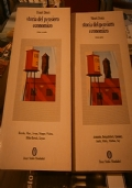 storia del pensiero economico - 2 volumi
