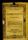 GRAMMATICHETTA SPAGNOLA