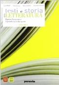 Testi e storia della letteratura vol.F