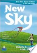 New Sky vol. 1 + Culture and skills book
