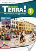 Il Nuovo Terra Vol. 1 +Atlante + carte mute + alla scoperta delle regioni d'Italia