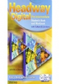 HEADWAY DIGITAL. Intermediate. Student's book-Workbook.