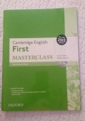 Cambridge English First Masterclass: Workbook Pack Without Key