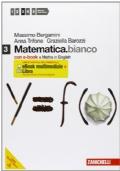 MATEMATICA.BIANCO 3-LIBRO DIGITALE MULTIMEDIALE CON MATHS IN ENGLISH