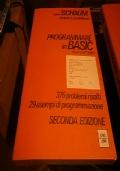 collana schaum: programmare in basic