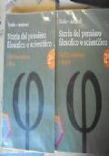 Storia del pensiero filosofico e scientifico 2A-2B