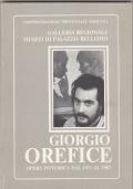 GIORGIO OREFICE OPERA PITTORICA DAL 1972 AL 1987