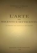 Conosci l'Italia volume X L'ARTE NEL SEICENTO E SETTECENTO il periodo del barocco e del rococò