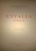 Conosci l'Italia volume I L'ITALIA FISICA
