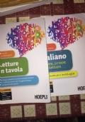 ITALIANO LEGGERE, SCRIVERE E COMUNICARE + LETTURE IN TAVOLA