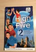 HIGH FIVE 2 CON AUDIO CD