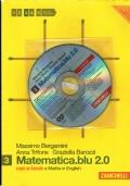 MATEMATICA.BLU 2.0 ISBN 9788808137692 IN OTTIME CONDIZIONI COMPLETO DI DVD